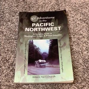 RV adventure in the Pacific Northwest